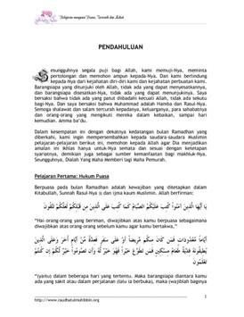 Ibadah Puasa Ramadhan apk screenshot