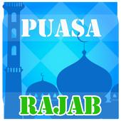 Niat Puasa Rajab icon