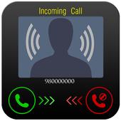 Fake Call Prank New 2016 icon
