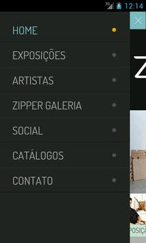 Zipper Galeria screenshot 4