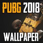 PUBG 2018 WALLPAPER HD 圖標