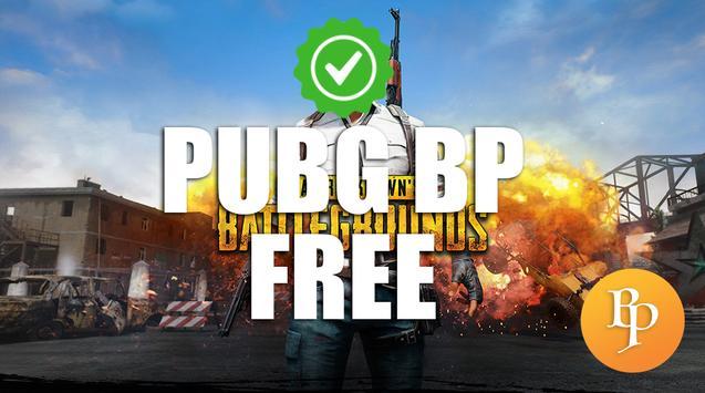 PUBG Mobile BP Tricks poster
