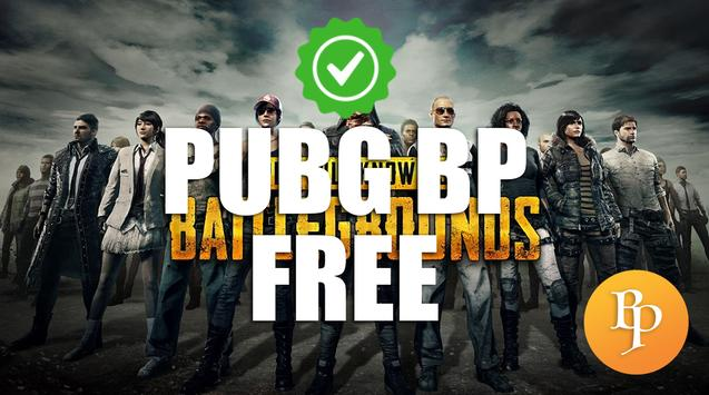PUBG Mobile BP Tricks screenshot 1