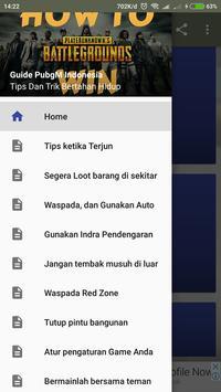 Guide PUBGM Indonesia poster