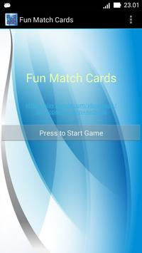Fun Match Cards poster