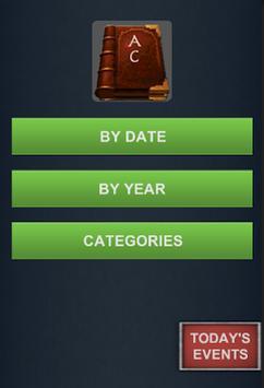 Calendar - Assassin's Creed poster