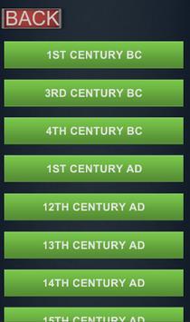 Calendar - Assassin's Creed screenshot 2