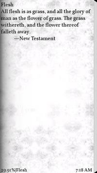 A Dictionary of Similes- Demo screenshot 1