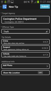 CityConnect Covington, GA apk screenshot