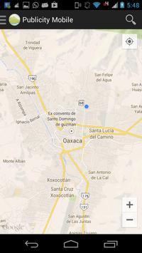 Publicity Mobile Oaxaca apk screenshot