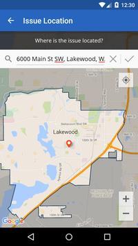 MyLakewood311 apk screenshot