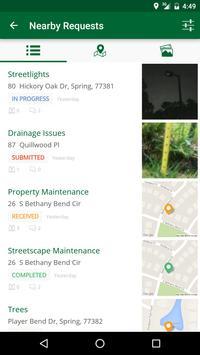 TheWoodlands311 apk screenshot