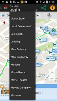Place2Go apk screenshot