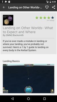 GameQ: Kerbal Guides KSP screenshot 4