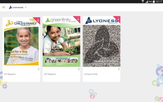 Lyoness Kiosk apk screenshot