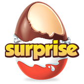 Kinder Joy Surprise Egg icon