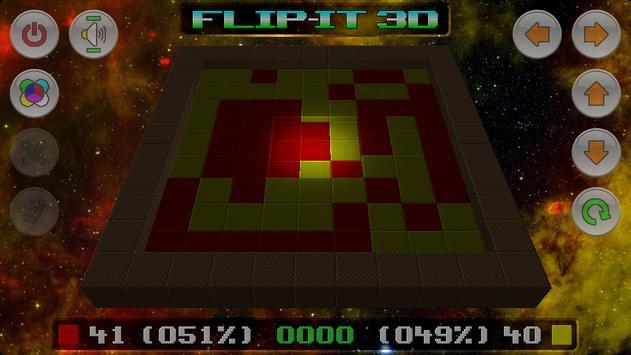 Flip-It 3D apk screenshot