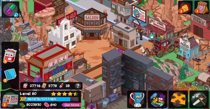 Guide The Simpsons Tapped Out screenshot 1