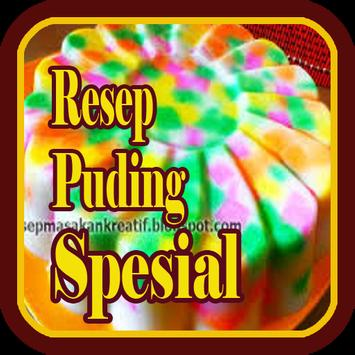 Resep Puding Spesial poster