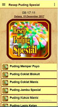 Resep Puding Spesial screenshot 24