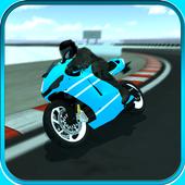 Winter Motorbike Race icon