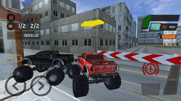Monster Truck Rally screenshot 2
