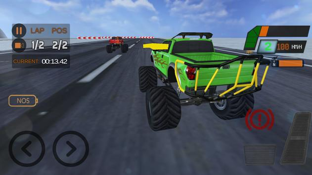 Monster Truck Rally screenshot 5