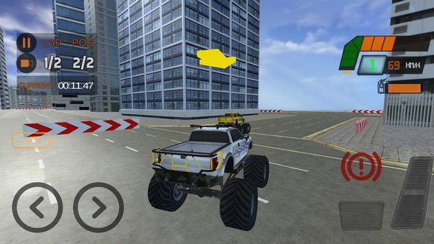 Monster Truck Rally screenshot 7