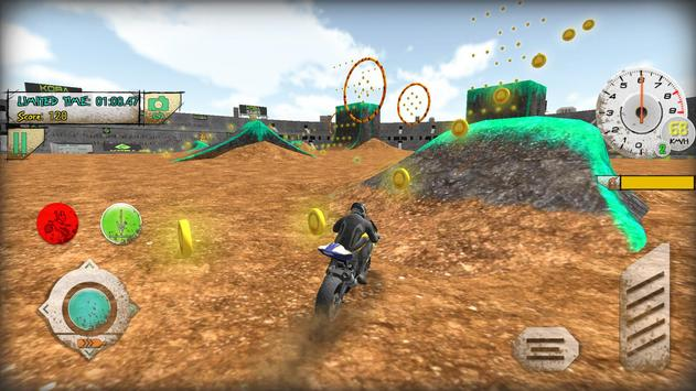 Motorbike Freestyle 2 apk screenshot