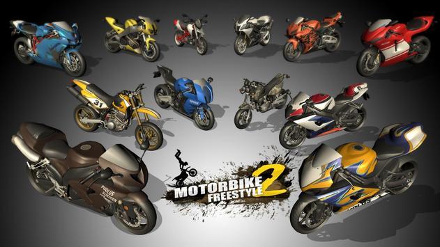 Motorbike Freestyle 2 poster