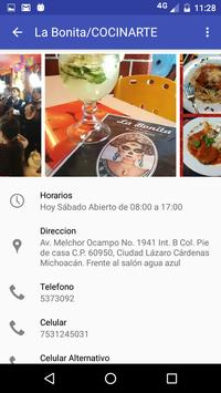 App del puerto apk screenshot