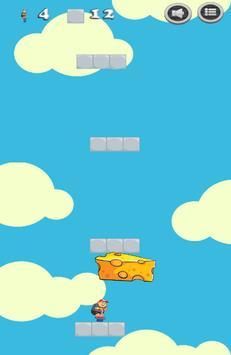 Fat Boy Jump apk screenshot