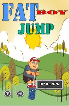 Fat Boy Jump poster