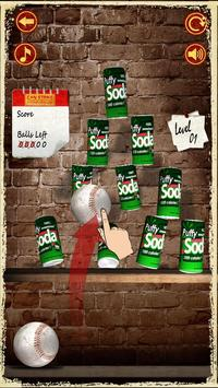 Can Knockdown Cans Challenge poster