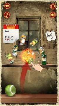Can Knockdown Cans Challenge apk screenshot