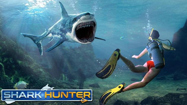 SHARK HUNTER & SHARK HUNTING apk screenshot