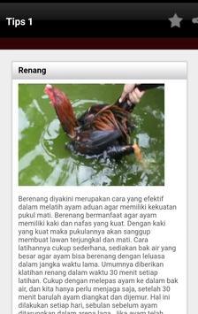 Membuat Ayam Bangkok Pukul Mati screenshot 2