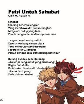 Puisi Sahabat screenshot 1