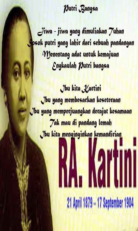 Puisi Ibu Kartini