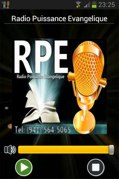 Radio Puissance Evangelique poster