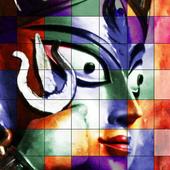 Jadu & Mitra Colony Durga Puja icon