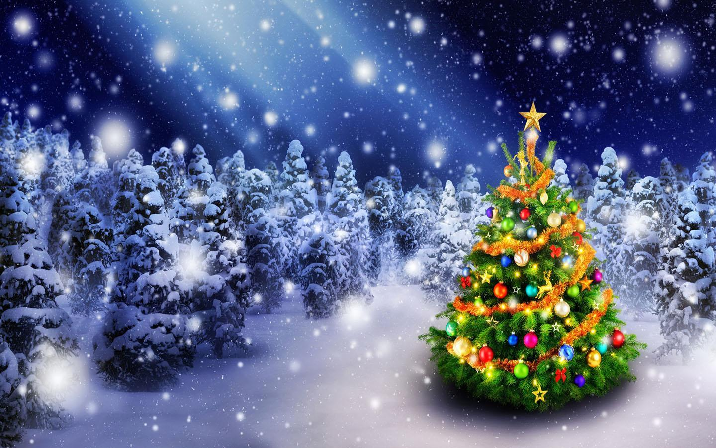 3D Christmas Wallpaper Free for Android ...