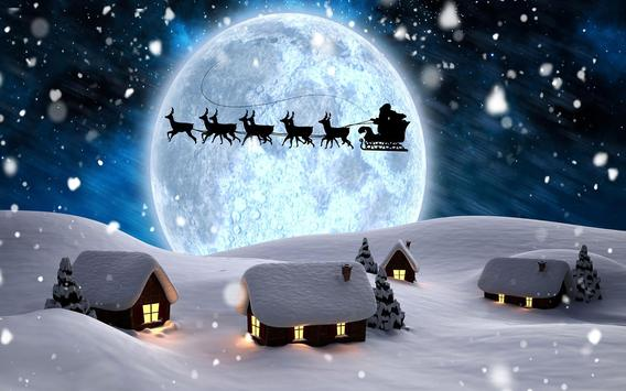 3D Christmas Wallpaper Free poster