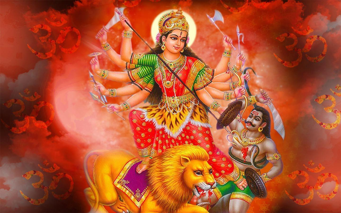 Download Maa Durga Wallpaper High Quality Gallery