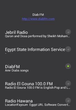 radio egypt apk screenshot