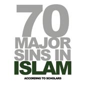 70 Major Sins in Islam icon
