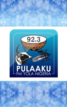Pulaaku FM Live apk screenshot