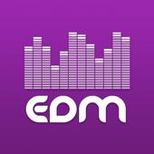 EDM Fan App 圖標