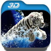 3D wallpapers icon