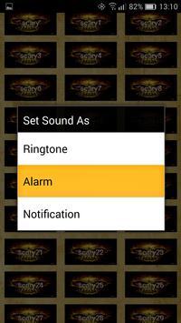 scary ringtones screenshot 8